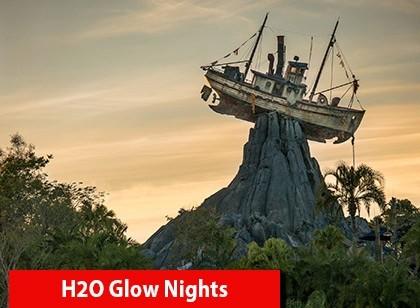 Disney's H20 Glow Nights 2018 - Pré-Venda